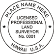 LANDSURV-HI - Land Surveyor - Hawaii<br>LANDSURV-HI