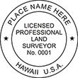 LANDSURV-HI - Land Surveyor - Hawaii<br>LANDSURV-HI