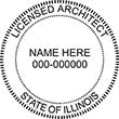 ARCH-IL - Architect - Illinois<br>ARCH-IL