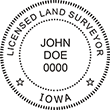 LANDSURV1-IA - Land Surveyor - Iowa<br>LANDSURV1-IA