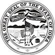 SS-IA - State Seal - Iowa<br>SS-IA