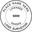 LANDSURV-KS - Land Surveyor - Kansas<br>LANDSURV-KS