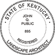 LSARCH-KY - Landscape Architect - Kentucky<br>LSARCH-KY