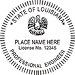 ENG-LA - Engineer - Louisiana<br>ENG-LA