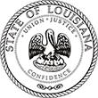 SS-LA - State Seal - Louisiana<br>SS-LA