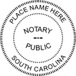 SC-NOT-SEAL - South Carolina Notary Seal