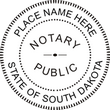 SD-NOT-SEAL - South Dakota Notary Seal