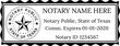 TX-NOT-1 - Texas Notary Stamp