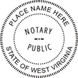 WV-NOT-SEAL - West Virginia Notary Seal